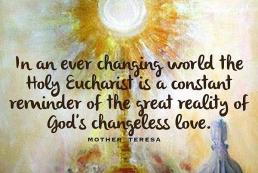Image result for The importance of eucharist