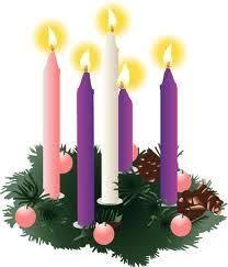 The Meaning of the Advent Wreath | Advent candles, Advent wreath candles, Advent  candles meaning
